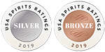 USA Spirits Ratings 2019
